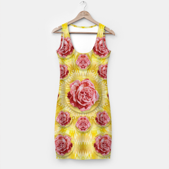 Thumbnail image of roses and fantasy roses  Simple Dress, Live Heroes
