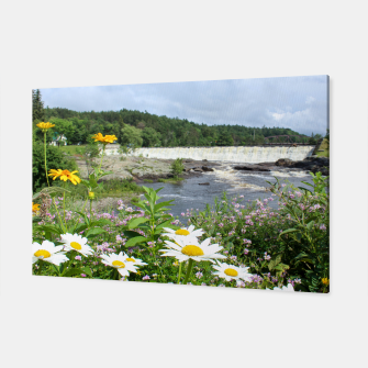 Thumbnail image of Waterfalls with flower, Live Heroes