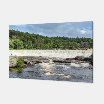 Thumbnail image of Waterfall with Bridge, Live Heroes