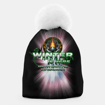 Thumbnail image of Game Of Thrones - Winter Is Here Beanie, Live Heroes
