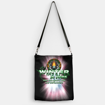 Thumbnail image of Game Of Thrones - Winter Is Here Handbag, Live Heroes