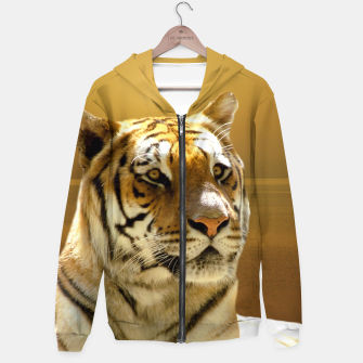 Thumbnail image of Golden Tiger Hoodie, Live Heroes
