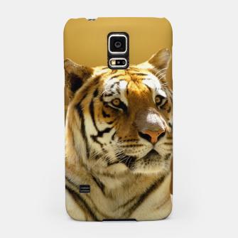 Thumbnail image of Golden Tiger Samsung Case, Live Heroes