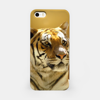 Thumbnail image of Golden Tiger iPhone Case, Live Heroes