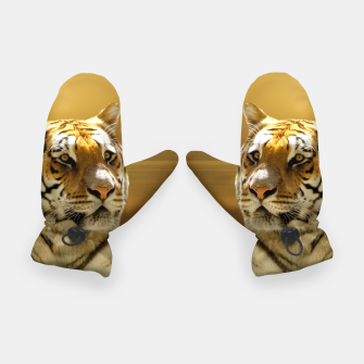 Thumbnail image of Golden Tiger Gloves, Live Heroes