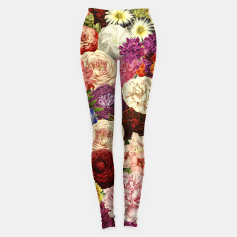 Thumbnail image of Spring Explosion Leggings, Live Heroes