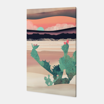 Thumbnail image of Desert Dawn Canvas, Live Heroes