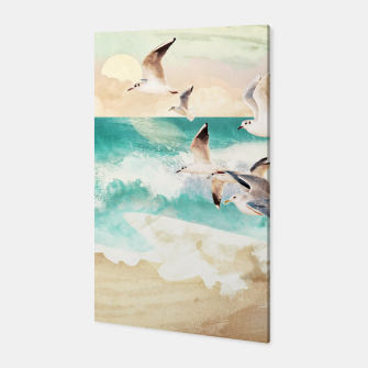 Thumbnail image of Summer Flight Canvas, Live Heroes