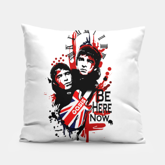 Thumbnail image of Oasis Pillow, Live Heroes