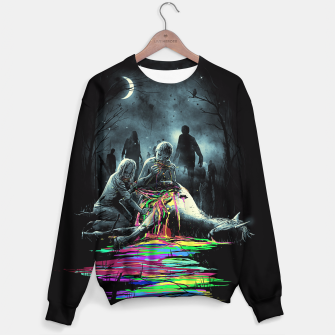 Thumbnail image of Midnight Snack Sweater, Live Heroes