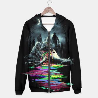 Thumbnail image of Midnight Snack Hoodie, Live Heroes