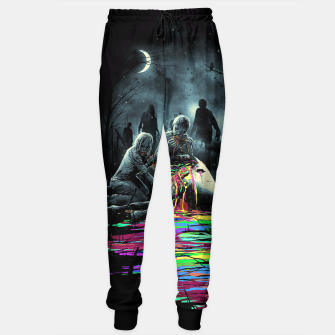 Thumbnail image of Midnight Snack Sweatpants, Live Heroes
