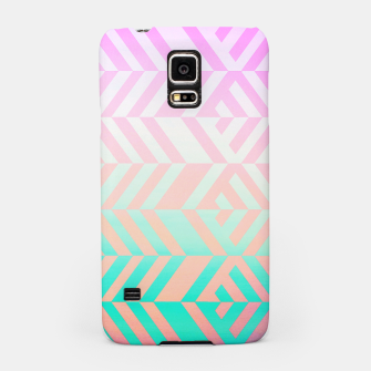 Thumbnail image of Chevron pattern Samsung Case, Live Heroes