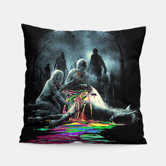 Thumbnail image of Midnight Snack Pillow, Live Heroes