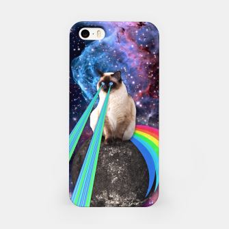 Thumbnail image of SIAMESE LASER CAT iPhone Case, Live Heroes