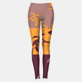 Thumbnail image of Inverted Nature Leggings, Live Heroes