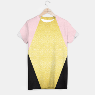 Thumbnail image of Fashion and golden pattern I T-shirt, Live Heroes