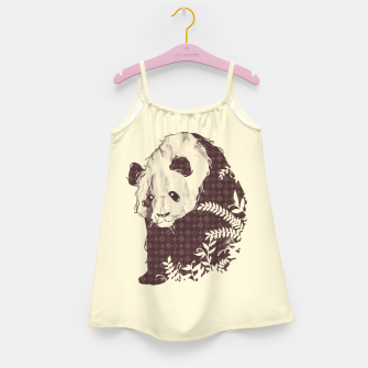 Thumbnail image of Brand New Panda Girl's Dress, Live Heroes