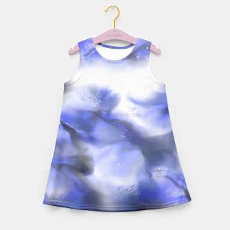Thumbnail image of Moving Skies Girl's Summer Dress, Live Heroes