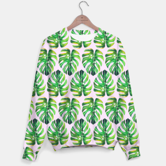 Miniaturka Tropical pattern Sweater, Live Heroes
