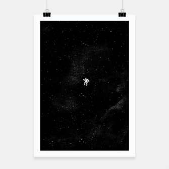 Thumbnail image of Gravity Poster, Live Heroes