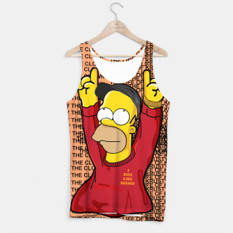 Thumbnail image of I Feel Like Krusty Tank Top, Live Heroes