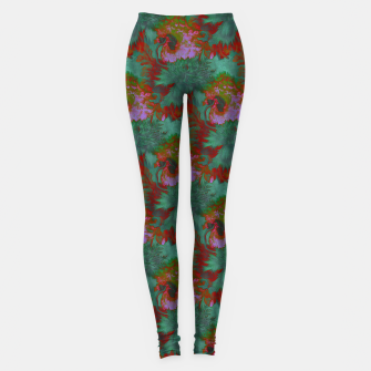 Thumbnail image of Emerald and ruby Leggings, Live Heroes