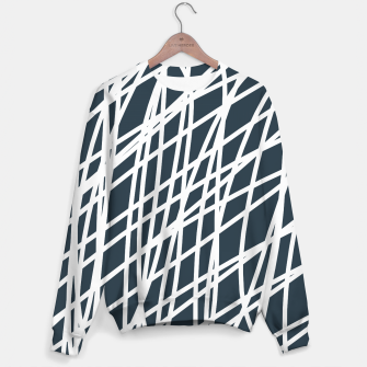 Thumbnail image of Jumble of  Thoughts Sweater, Live Heroes
