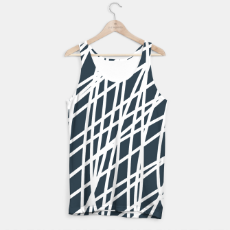 Thumbnail image of Jumble of  Thoughts Tank Top, Live Heroes