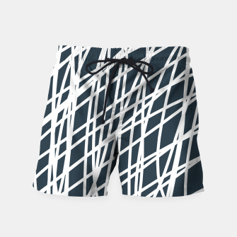 Thumbnail image of Jumble of  Thoughts Swim Shorts, Live Heroes