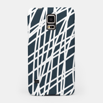 Thumbnail image of Jumble of  Thoughts Samsung Case, Live Heroes