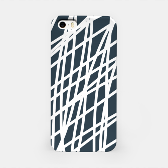 Thumbnail image of Jumble of  Thoughts iPhone Case, Live Heroes