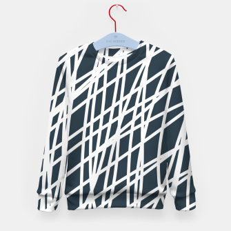 Thumbnail image of Jumble of  Thoughts Kid's Sweater, Live Heroes