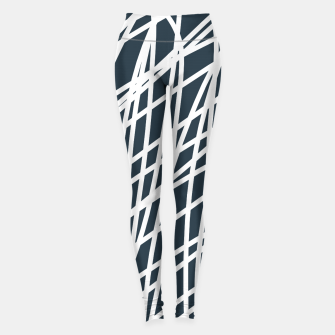 Thumbnail image of Jumble of  Thoughts Leggings, Live Heroes
