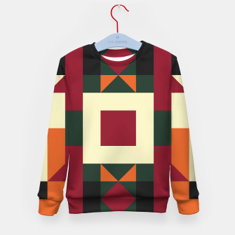 Thumbnail image of CB - Fancy Kid's Sweater, Live Heroes