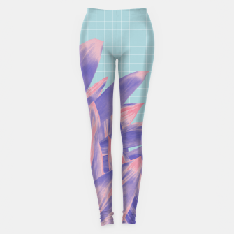 Thumbnail image of Attentive Leggings, Live Heroes
