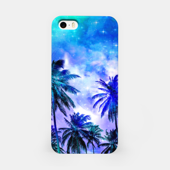 Island Nights iPhone Case obraz miniatury