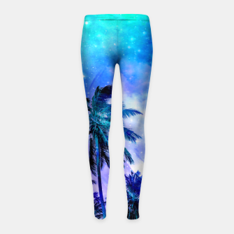 Island Nights Girl's Leggings thumbnail image