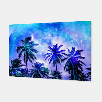 Island Nights Canvas obraz miniatury