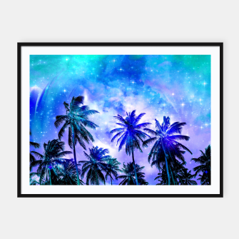 Island Nights Framed poster thumbnail image