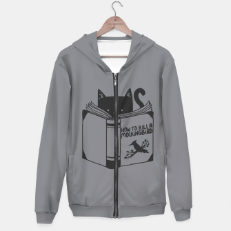 Imagen en miniatura de How To Kill a Mockingbird Hoodie, Live Heroes