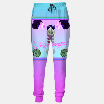 Imagen en miniatura de LET'S CONNECT Sweatpants, Live Heroes