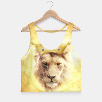 Thumbnail image of The King Crop Top, Live Heroes