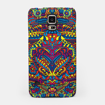 Thumbnail image of Groovy ZenDoodle Art Samsung Case, Live Heroes