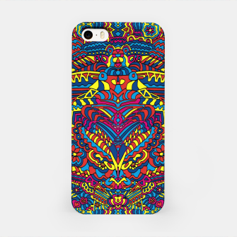 Groovy ZenDoodle Art iPhone Case thumbnail image