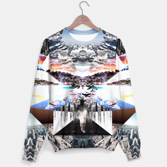 Thumbnail image of COLLIDE D1 Sweater, Live Heroes