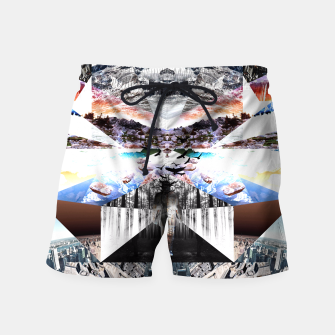Thumbnail image of COLLIDE D1 Swim Shorts, Live Heroes