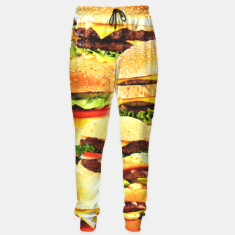 Miniaturka Fast Food Nation Sweatpants, Live Heroes