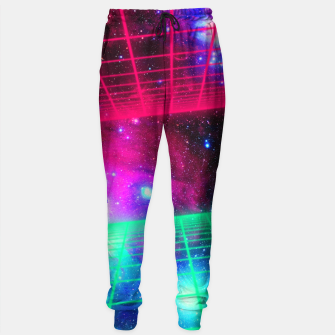Miniaturka Space Grid Sweatpants, Live Heroes