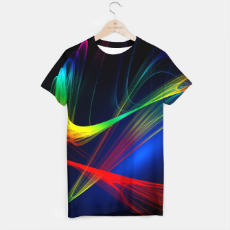 Thumbnail image of Modern Flow T-Shirt, Live Heroes
